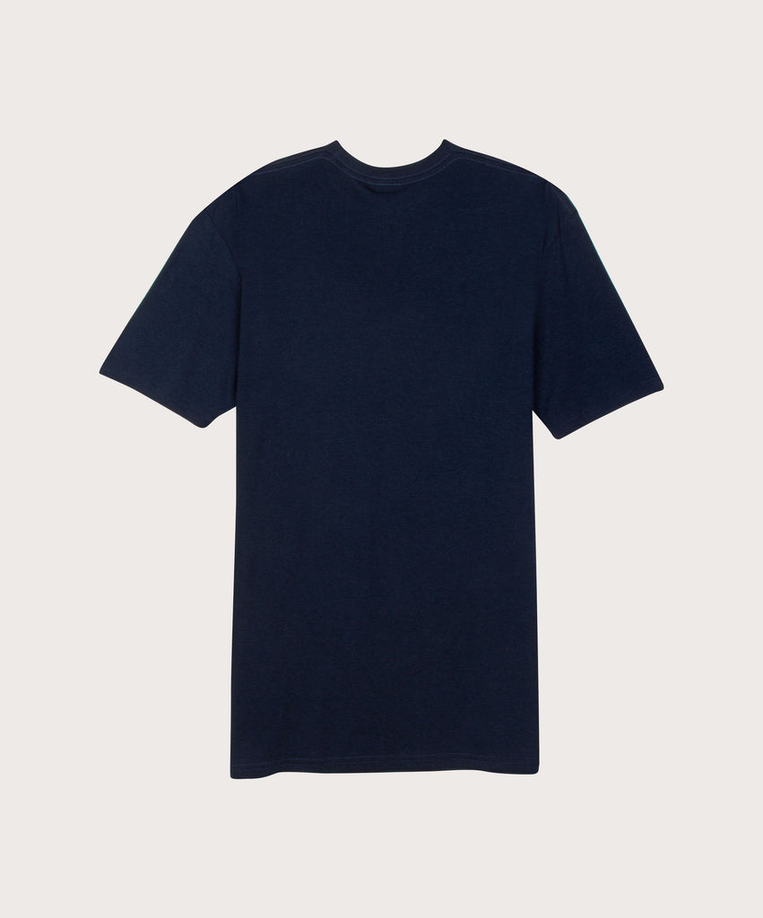 ADBD Short Sleeve Tee (Navy)