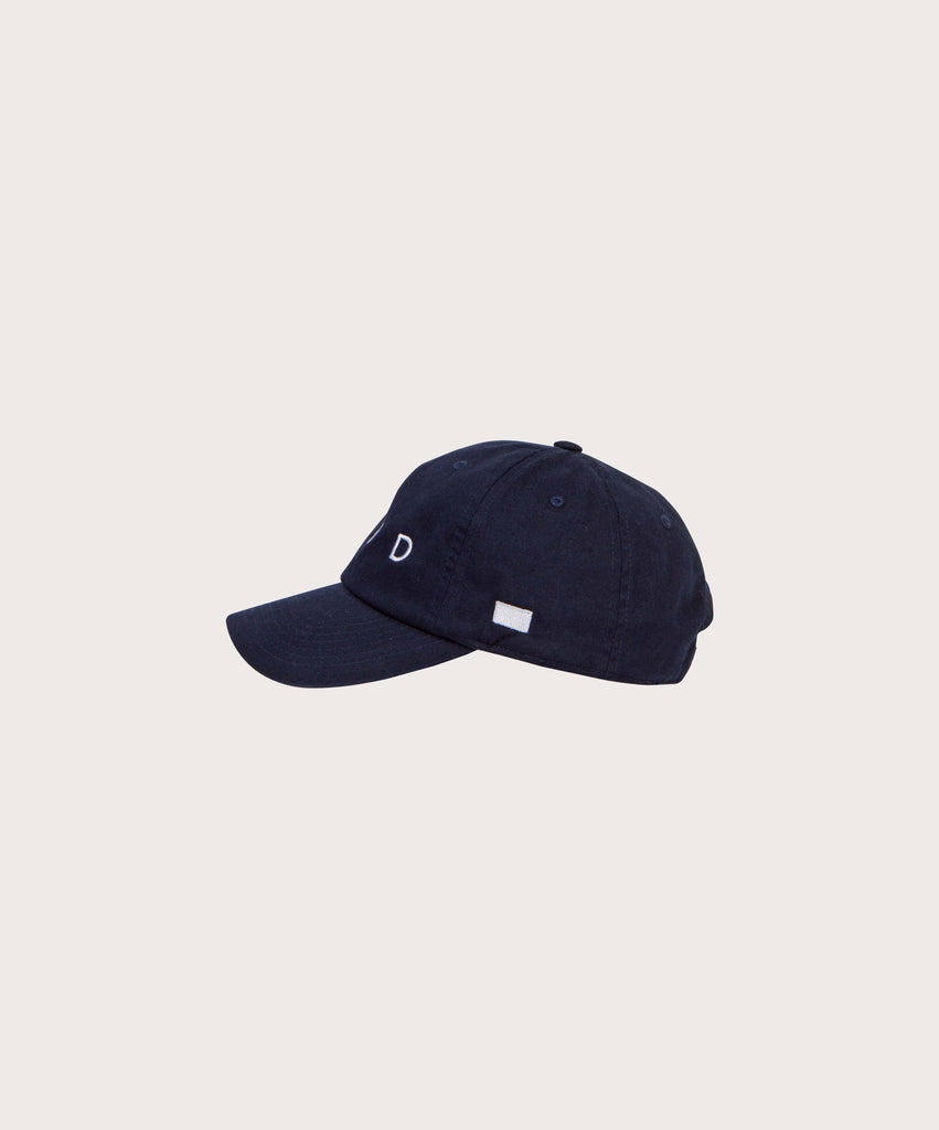 ADBD Relaxed Cap - Navy
