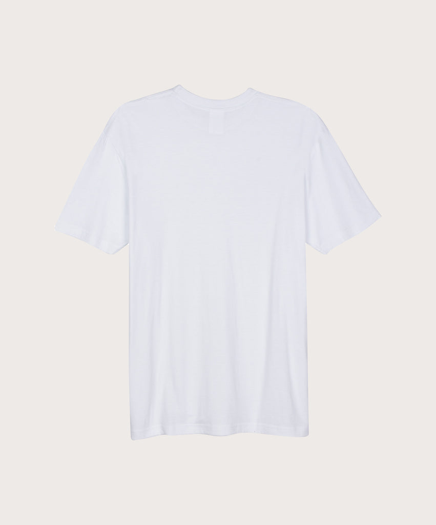 ADBD Short Sleeve Tee - White