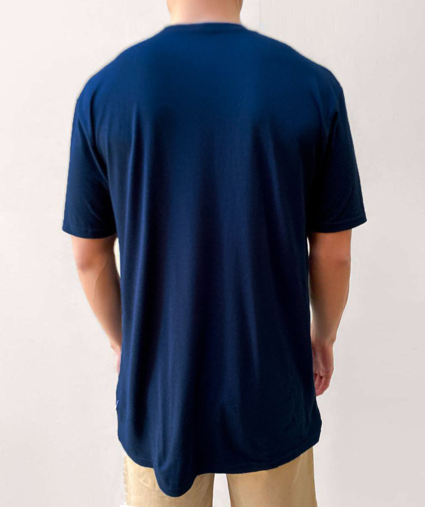 ADBD Short Sleeve Tee - Navy