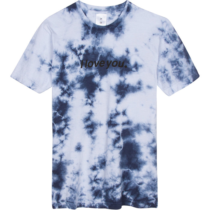 "ADBD ""I love you."" Tee (Tie-Dye)"