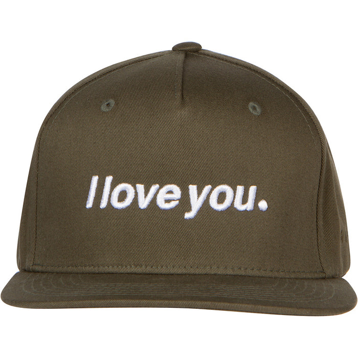 "ADBD ""I love you."" Snapback (Army)"