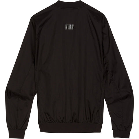 Curved A.D.B.D. Bomber (Black)