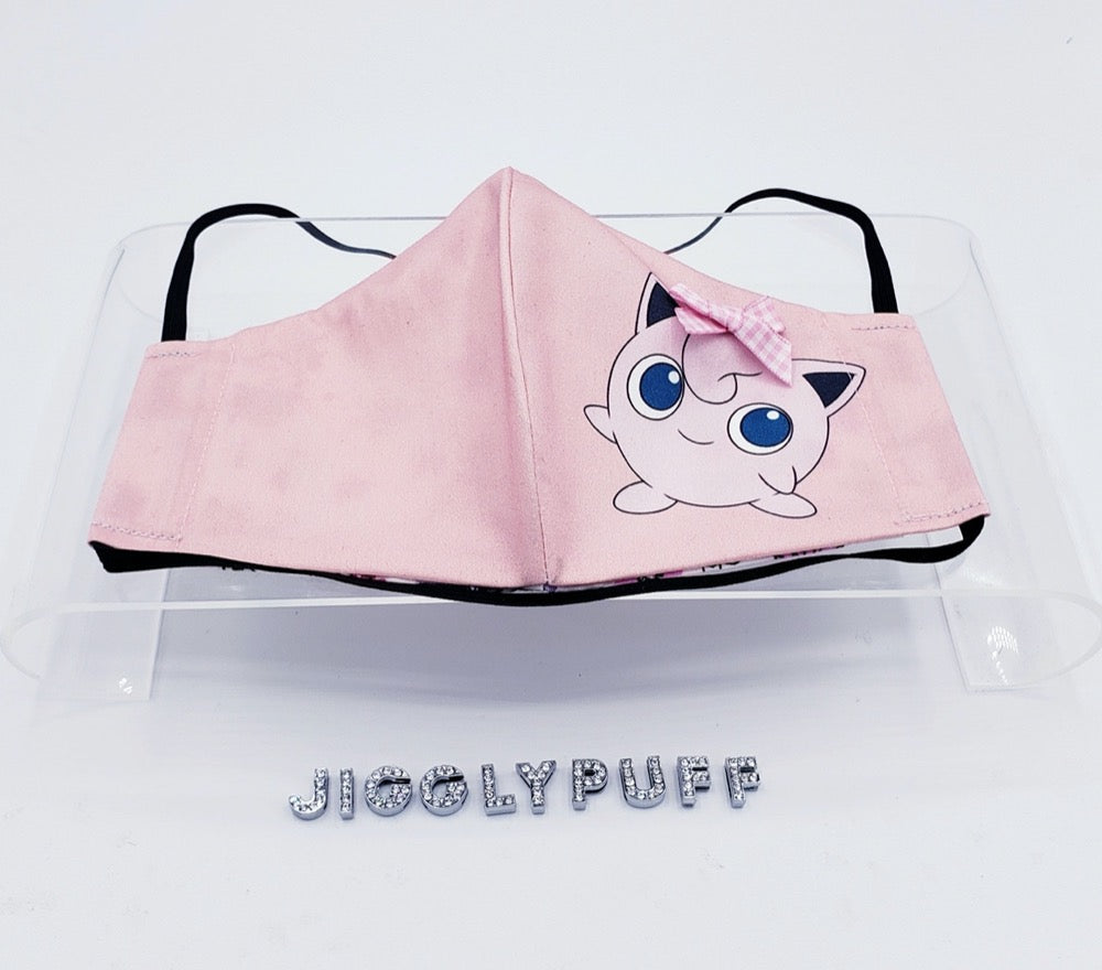 Jigglypuff Face Mask