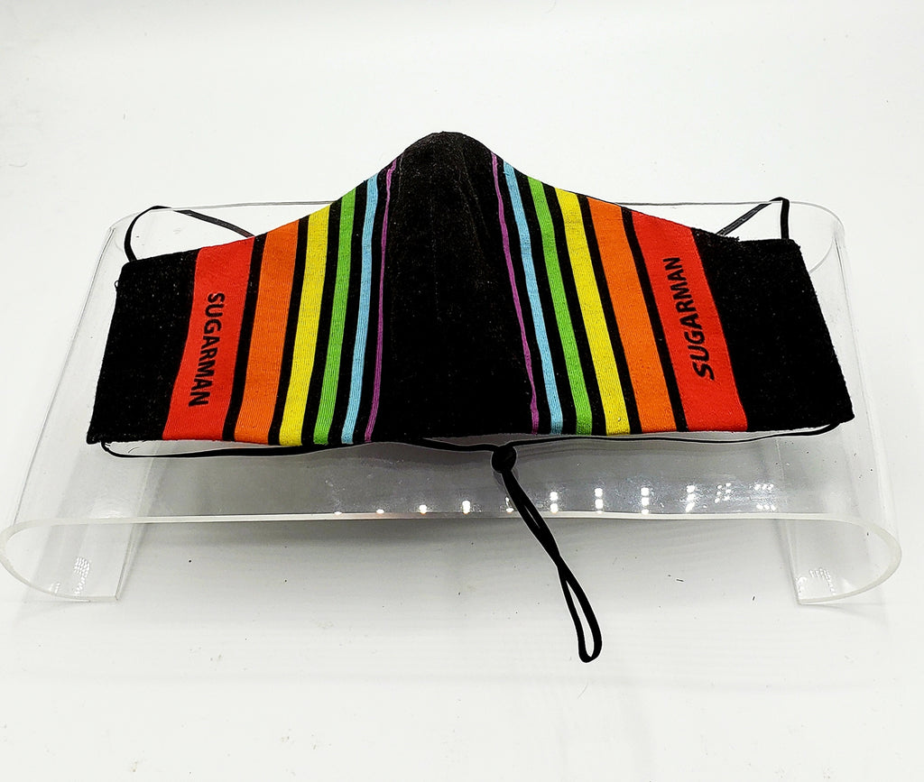 Sugarman Athletic Mask - Rainbow