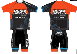 Cycling Jersey & Shorts Kit - Fastrack Riders
