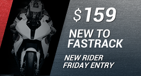 New To Fastrack - Friday