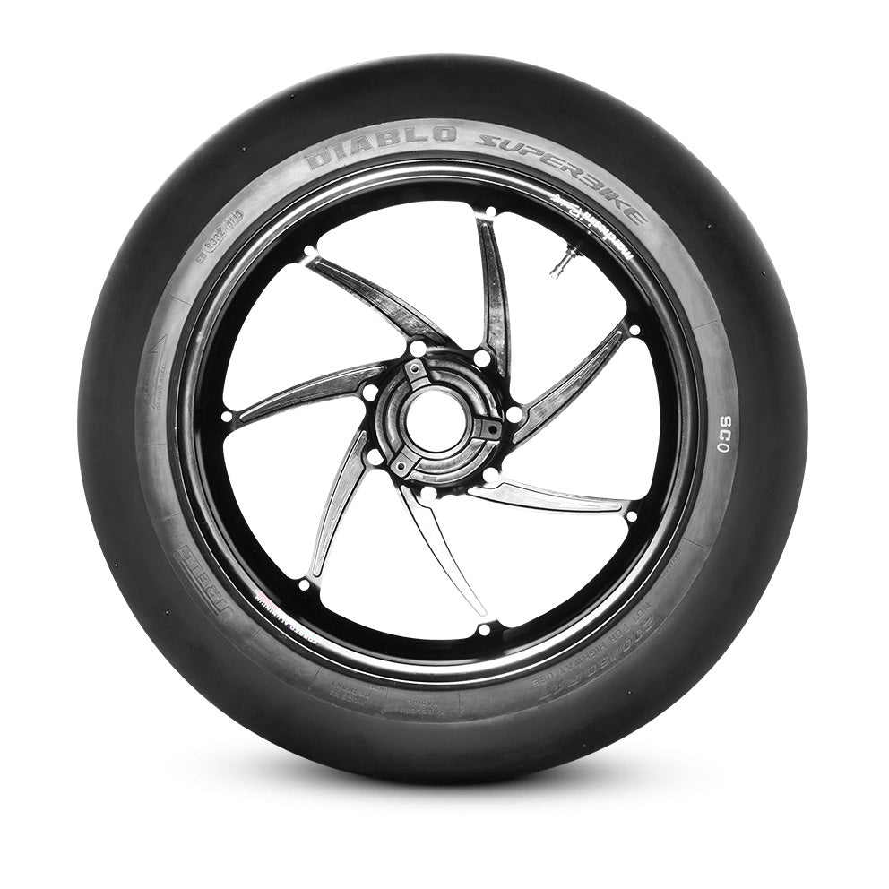 Pirelli Superbike Slick Racing tires