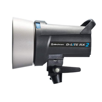 Flash Elinchrom D-Lite RX 2 lateral