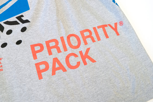 Priority Pack Tee (Grey)