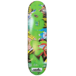 "Paradice ""Collage"" Shop Deck by Monster Wheelz"
