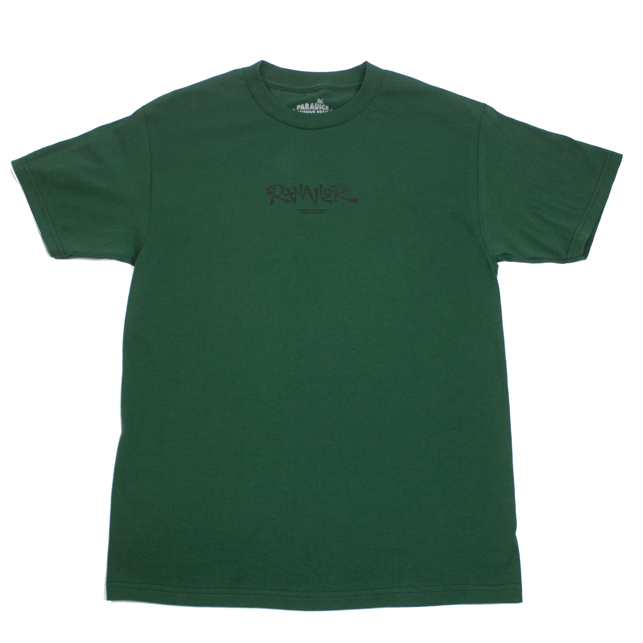 Rainier Tee (FHS Green & Black)
