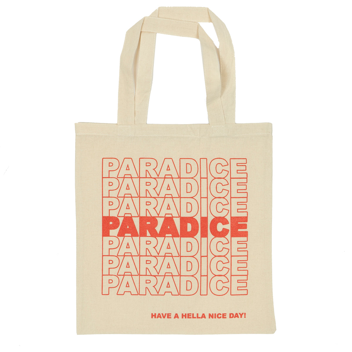 Paradice Thank You Tote