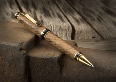 Whiskey Wood Pen