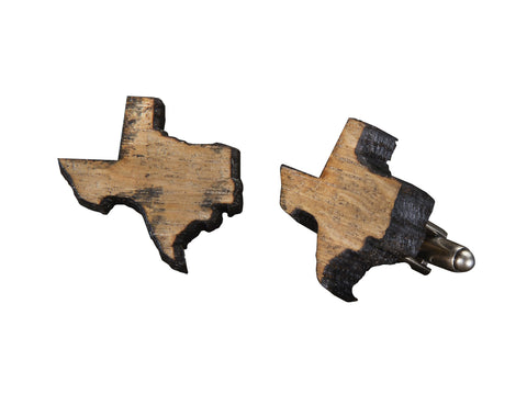 TX Whiskey Cufflinks