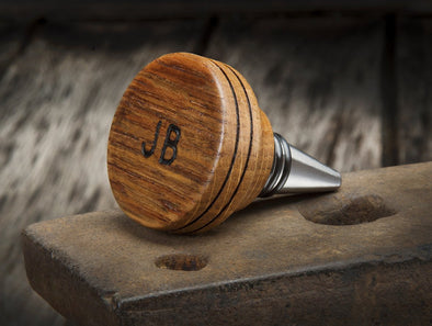 Whiskey Bottle Stopper