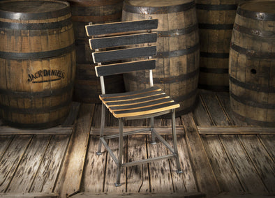 Whiskey Wood Dining Chair