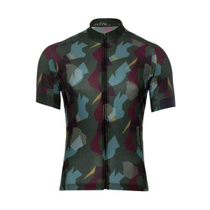 CAMO CYCLING MEN'S JERSEY