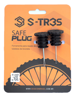 SAFE PLUG TUBELESS REPAIR KIT S-TR3S