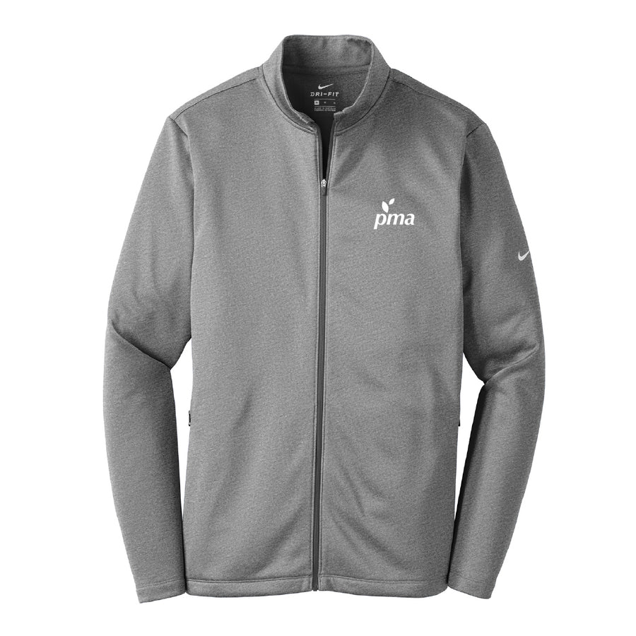 Men's Full Zip Golf Jacket - Grey