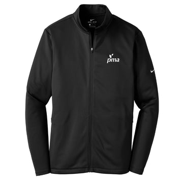 Men's Full Zip Golf Jacket - Black