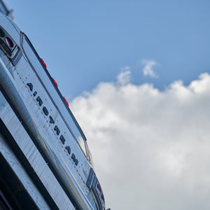 Always Blue Skies In The Airstream