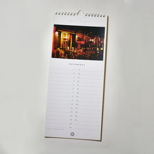 Birthday Calendar - Made In Melbourne