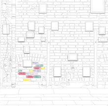 Load image into Gallery viewer, Matt Irwin Melbourne A Love Affair Colouring Book