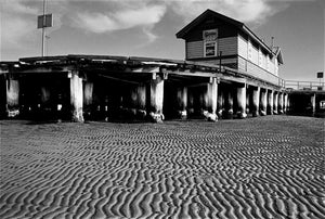 Ripples and Station Pier