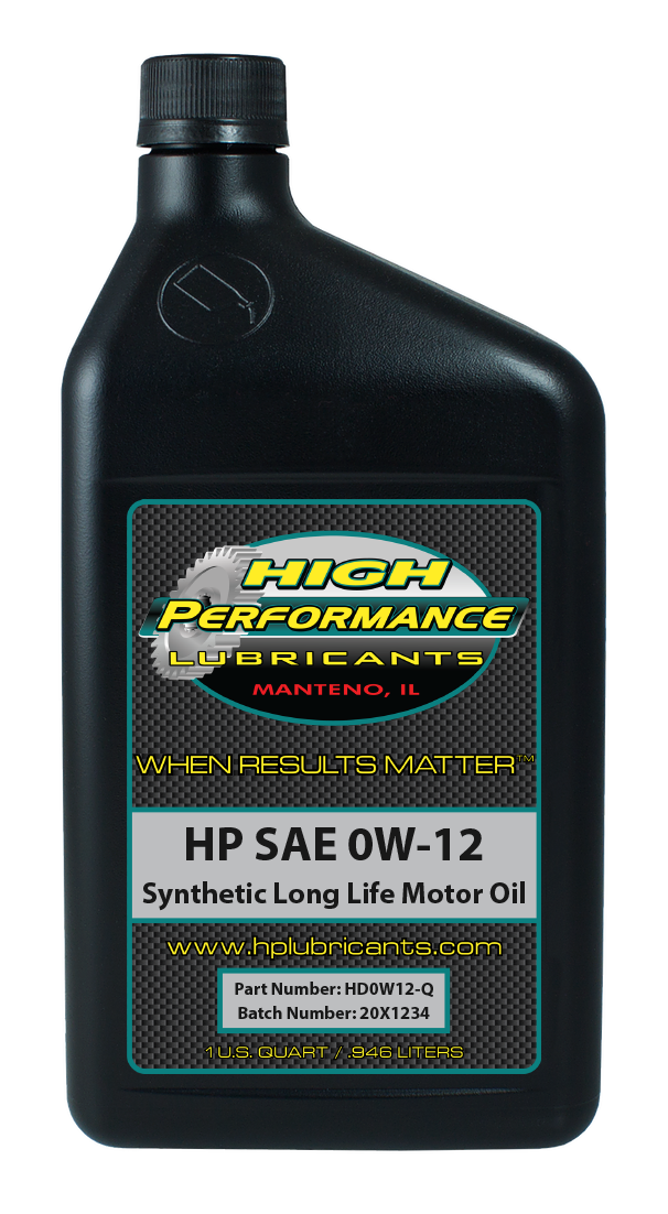 Heavy Duty Motor Oil