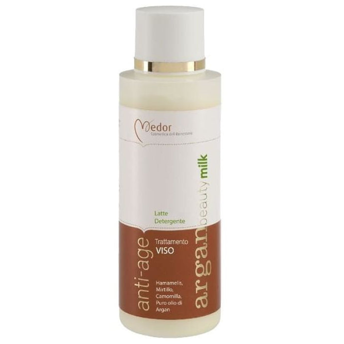 Latte Detergente per il viso allolio di Argan Medor Beauty Milk 200ml - Cosmetico