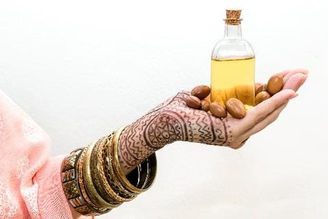 argan biologico