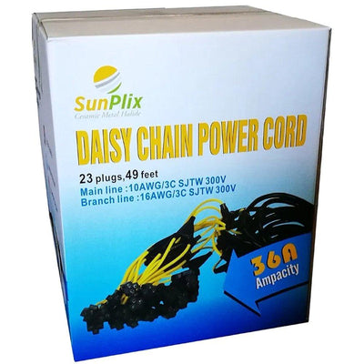 MPC-49 Daisy Chain Power Cord - Everything But The Plant