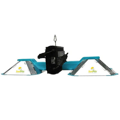 700W Dual 350W IR Dimming Grow Light Fixture - Everything But The Plant