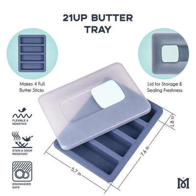 Magical - 21UP Butter Tray (Safely Marked For Adults) - Everything But The Plant