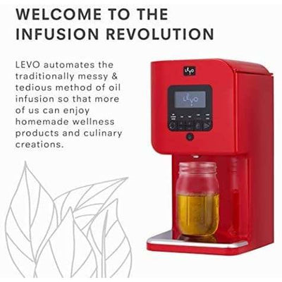 LEVO - II Oil Infuser - Everything But The Plant