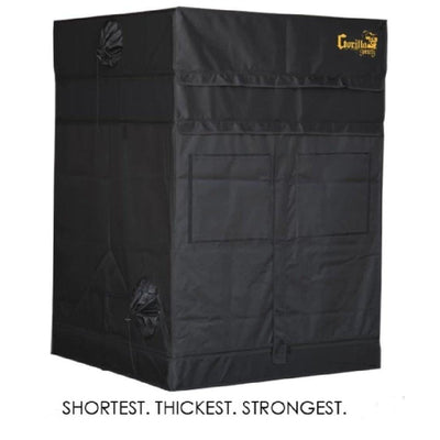 Gorilla SHORTY Indoor 4x4 Grow Tent - Everything But The Plant