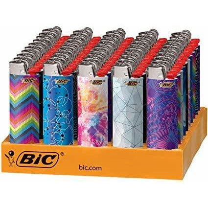 BIC - Special Edition - Geometrics - 50 count Tray - Everything But The Plant