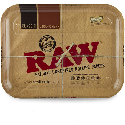 RAW Rolling Tray - Everything But The Plant