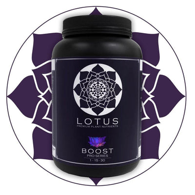 LOTUS Nutrients BOOST Pro Series - Everything But The Plant