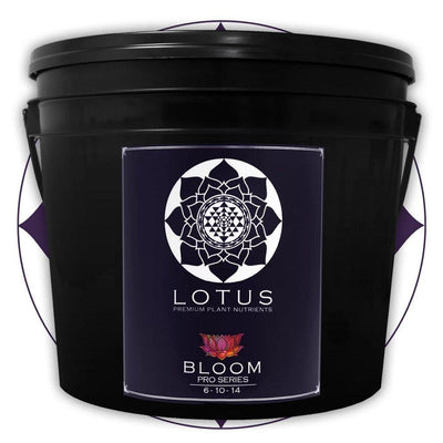 Lotus Nutrients Bloom Pro Series - Everything But The Plant