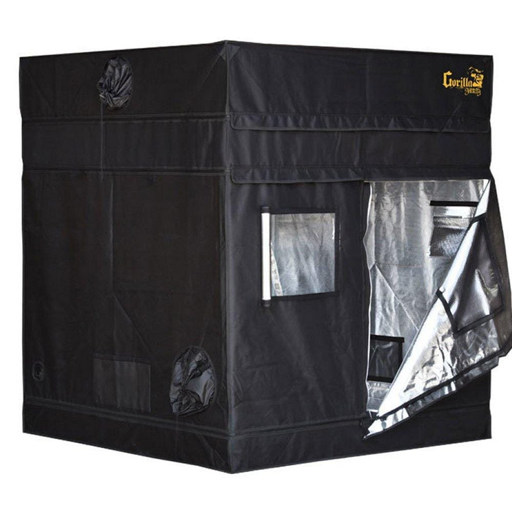 Gorilla SHORTY Indoor 5x5 Grow Tent - Everything But The Plant