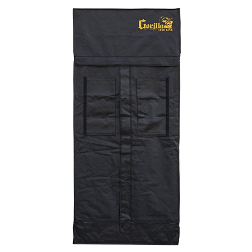 Gorilla LITE LINE Indoor 2x2.5 Grow Tent - Everything But The Plant