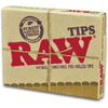 Raw Pre-Rolled Tips for Papers (21 Tips) - Everything But The Plant