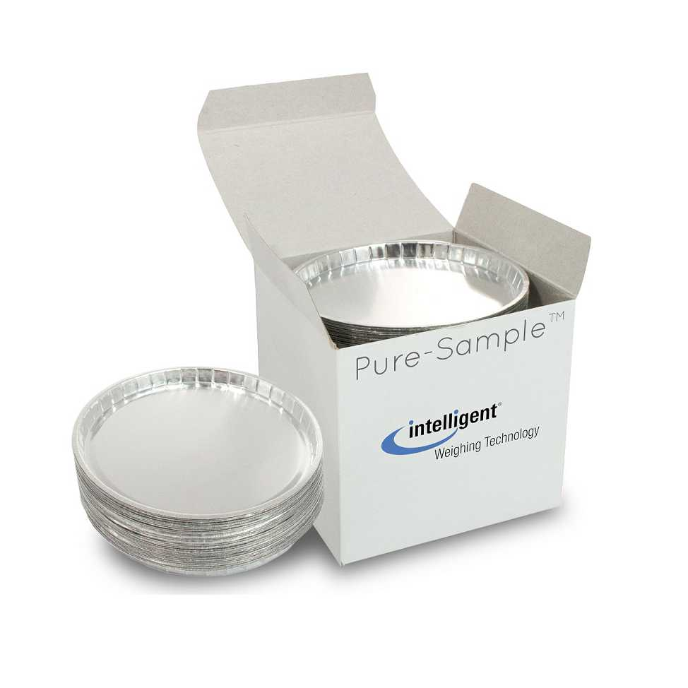 Pure-Sample™ Aluminum Pans (90 mm) - Everything But The Plant