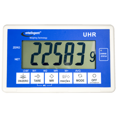 Intelligent Weighing Technology - UHR Series Bench Scales - Everything But The Plant