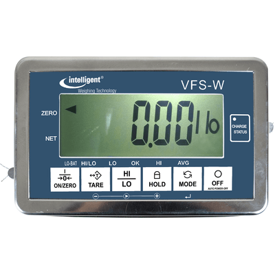Intelligent-Weigh™ VFSW Indicator - Everything But The Plant