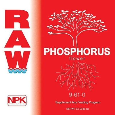 RAW PHOSPHORUS: energy & roots - Everything But The Plant