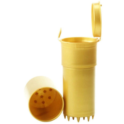 ShredTainer Gold Grinder w/Storage Container - Everything But The Plant