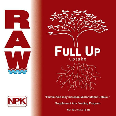 RAW Full Up - Everything But The Plant